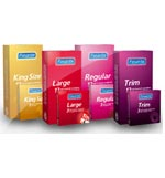 Pasante Mixed Pack of Condoms